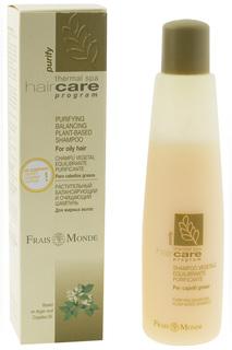 Очищающий шампунь для волос FRAIS MONDE