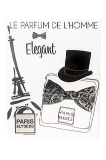 LE PARFUM DE LHOMME ELEGANT PARIS ELYSEES