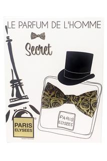 LE PARFUM DE LHOMME SECRET PARIS ELYSEES