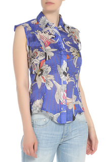 Блуза без рукавов Versace Jeans Couture