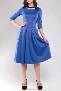 Полуприлегающее платье с рукавами 3/4 MAURINI