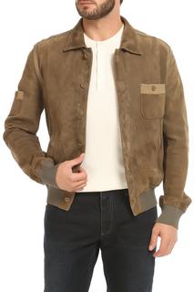 Куртка кожаная DOLCE & GABBANA