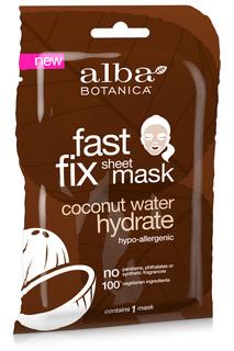 Тканевая маска ALBA BOTANICA