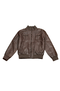 Кожаная куртка ASTON MARTIN