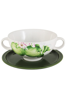 Суповая чашка на блюдце, 0,5 л IMARI