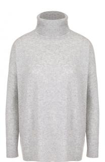 Кашемировый свитер прямого кроя Escada Sport