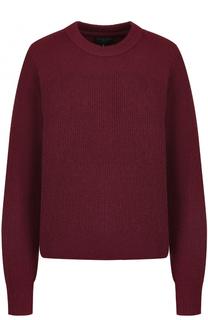 Кашемировый свитер фактурной вязки Rag&Bone Rag&Bone