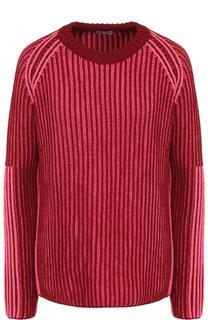 Пуловер из смеси шерсти и кашемира MRZ