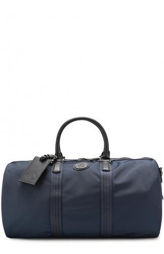 Текстильная дорожная сумка с плечевым ремнем Polo Ralph Lauren