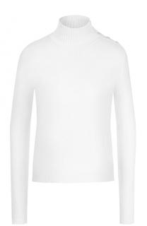 Кашемировый свитер с высоким воротником Loro Piana