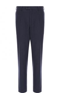 Хлопковые брюки прямого кроя Loro Piana