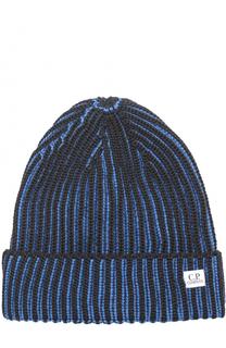 Шерстяная шапка бини C.P. Company