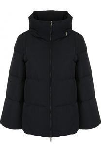 Куртка с укороченным рукавом и воротником-стойкой BOSS