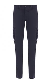 Хлопковые брюки карго Bogner