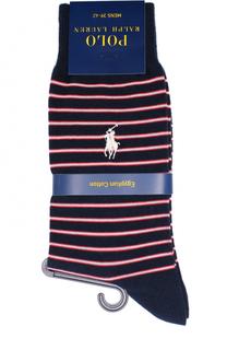 Хлопковые носки Polo Ralph Lauren