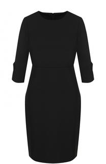 Приталенное мини-платье с укороченным рукавом Tara Jarmon