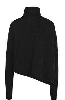 Шерстяной свитер свободного кроя Isabel Benenato
