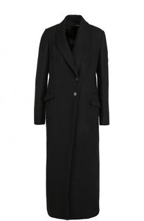 Удлиненное шерстяное пальто Isabel Benenato