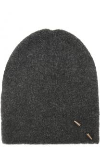 Шерстяная шапка с булавкой Isabel Benenato