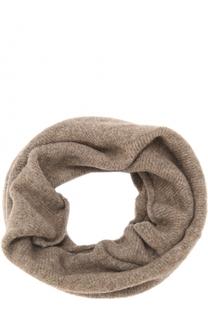 Шерстяной шарф-снуд Isabel Benenato