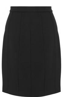 Однотонная мини-юбка Carven