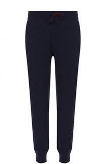Кашемировые брюки с поясом на кулиске Loro Piana