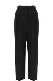 Укороченные брюки с защипами и карманами T by Alexander Wang