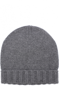 Кашемировая шапка бини Ermenegildo Zegna