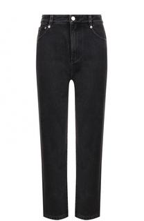 Укороченные джинсы прямого кроя 3.1 Phillip Lim