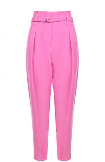 Укороченные брюки с завышенной талией и поясом 3.1 Phillip Lim