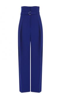 Широкие брюки с защипами и завышенной талией с поясом 3.1 Phillip Lim