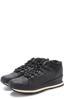 Кожаные кроссовки H754 на шнуровке New Balance