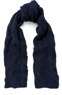 Шарф фактурной вязки Polo Ralph Lauren