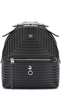 Рюкзак с металлической отделкой Fendi
