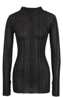 Облегающий пуловер с металлизированной нитью Proenza Schouler