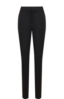 Шерстяные брюки со стрелками и карманами Dorothee Schumacher