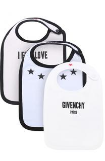 Комплект из трех нагрудников Givenchy
