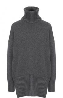 Удлиненный кашемировый свитер Dolce & Gabbana