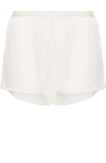 Шелковые мини-шорты с эластичным поясом La Perla