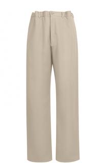 Хлопковые брюки свободного кроя Balenciaga