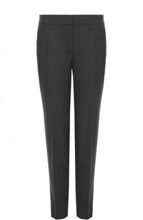 Укороченные брюки прямого кроя со стрелками Stella McCartney