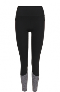 Укороченные спортивные леггинсы Adidas by Stella McCartney