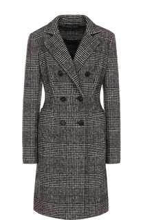 Двубортное шерстяное пальто Alexander Terekhov