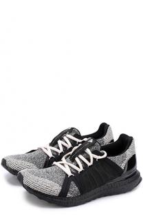 Текстильные кроссовки Ultra Boost Adidas by Stella McCartney