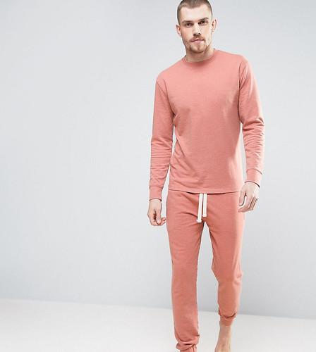 Узкие джоггеры с манжетами Nocozo - Розовый