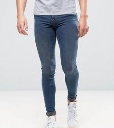 Супероблегающие джинсы Blend Flurry - Темно-синий