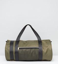 Спортивная сумка цвета хаки South Beach - Зеленый