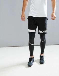 Черные шорты Bjorn Borg Performance - Черный