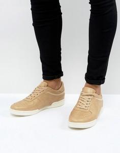 Светло-бежевые кроссовки ASOS - Светло-серый