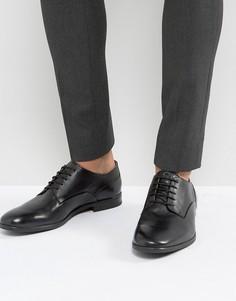 Черные туфли на шнуровке Hudson London Hicken - Черный
